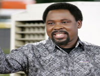 TB Joshua At The Altar- 19 August 2018