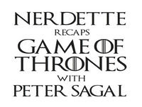 Nerdette Recaps Game Of Thrones With Peter Sagal