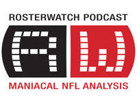 RosterWatch Podcast Episode 108 - Trashman's Fantasy Fallout Going Into Week 7- October 15, 2018