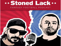 Stoned Lack Fantasy Football Podcast Pt 75 - Wir checken die Rankings...!
