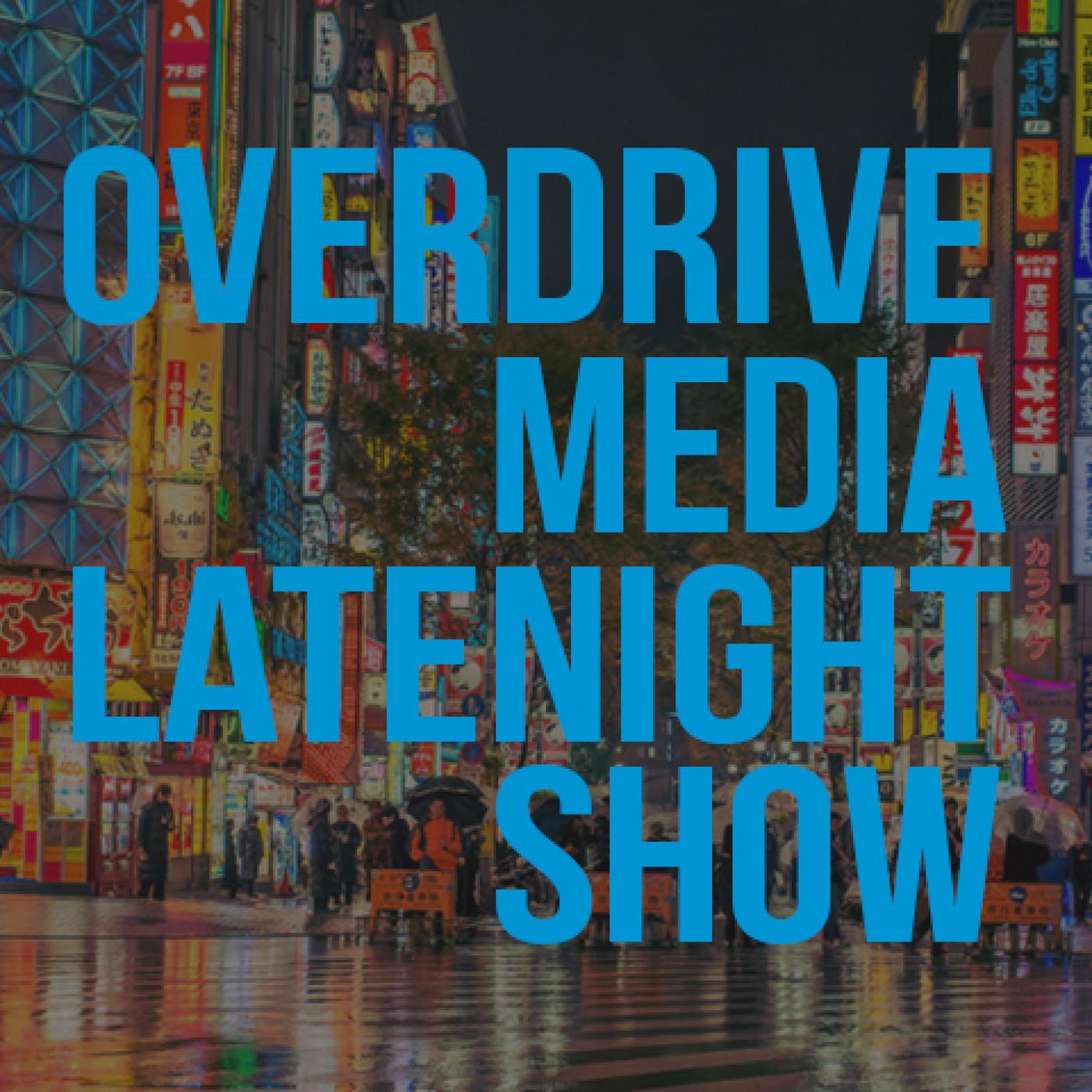 Latenight Show de OM - Adios 2018 en Overdrive Media