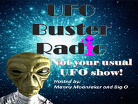 UFO Buster Radio News - 193: Utah UFO Size and What If Alien Abductions Are Not Real?