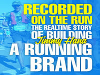 2 - 15.6km-5:05/km - The inspiration behind Jimmy Hana and creating the happiest running brand