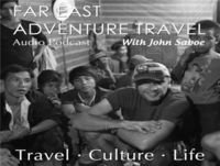 Episode 143 - John Saboe's Far East Travels Live From The Chinese New Year Market in Taipei, Taiwan