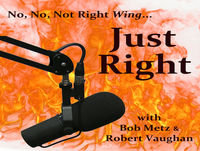 Just Right #592 Jan 24, 2019 - A short wave with a long reach with Guest Paul Lambert