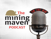 88: MiningMaven Podcast 88 with Paul Johnson #GGP #THR #MTR #MNRG #CON