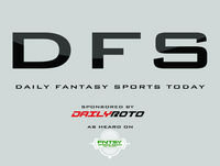 Tony Cincotta's Draftkings Lineup Week 15