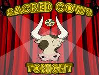Sacred Cows Tonight Episode 50 - The Superhero Episode
