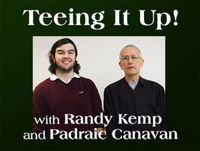 Teeing It Up – Old Time Radio meets golf