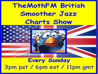 S04 E52 - TheMothFM Weekly - Smooth Jazz Charts - 23-09-2018