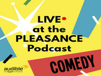 1. Ed Gamble, Jayde Adams and Dane Baptiste at the Pleasance Launch Gala