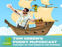 Tom Green's Poddy McPodcast: Episode 14 - The Vamps, More Singleton auditions, a crazy crisp-related game and 'There ...