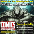Episode 310-RIP Prince Batgirl Cover, Kyle Gets it Right for Once, Hawaii Comic Con, Breakout Rebirth Titles? + All O...