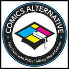 Comics Alternative Special - Talking with Bob Andelman for Will Eisner Week