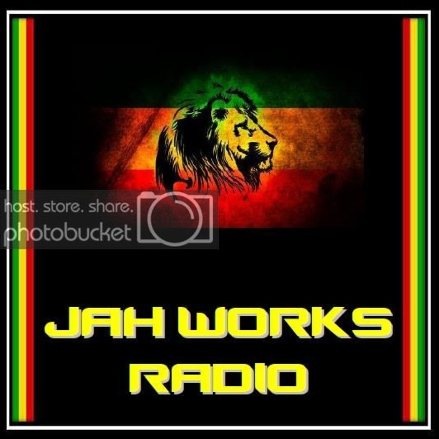 Jah Works Radio (Reggae Radio Podcast)
