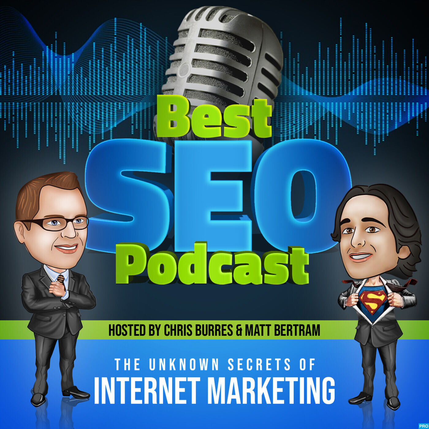 First Link Priority Foursquare and SEO - Internet Marketing Podcast 104