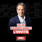 L'invité de Bourdin Direct : Fabien Roussel - 19/08