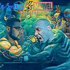 DC Vs Marvel Podcast episode 73