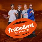 Prost: TSCHÄMM zu den Patriots / NFC East Preview
