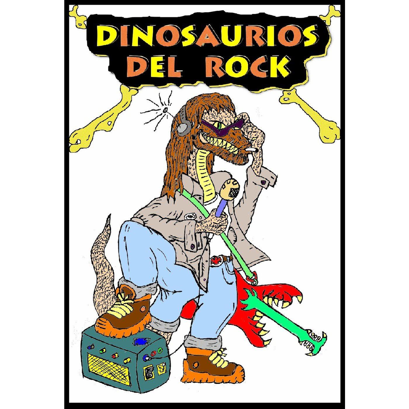 Dinosaurios del Rock - Lunes 19 Octubre 2020