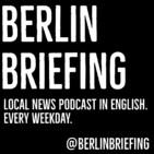 14.11.2019 - Tesla plans, Museum Vice-Director dismissal, Humboldt Forum delays, Berliner Ensemble postpones play