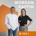 Morgunkaffið - Freyr Eyjólfs og Margrét Marteins