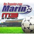 Podcast DE Taquito con Marino