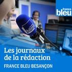Le journal régional de 18h en Franche-Comté