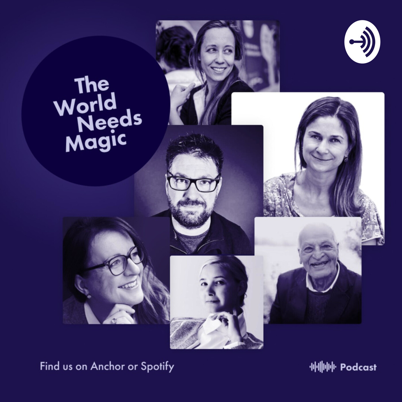 Satish Kumar on the power of believing in Magic.