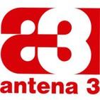 Pepe Plana con Carmela Castelló en Antena 3 de Radio