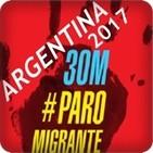 Argentina:PARO MIGRANTE#2017