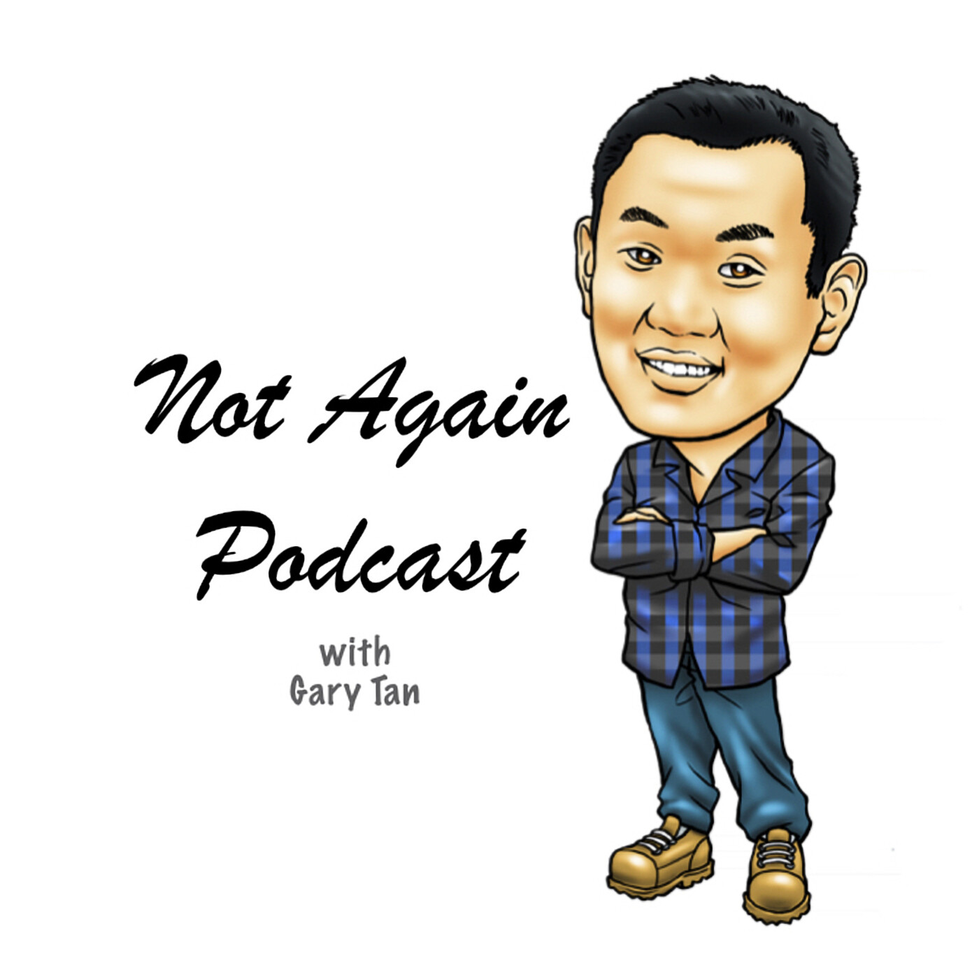 Not Again Podcast: Into the Vault: #YourJobSucks - Master of Ceremony
