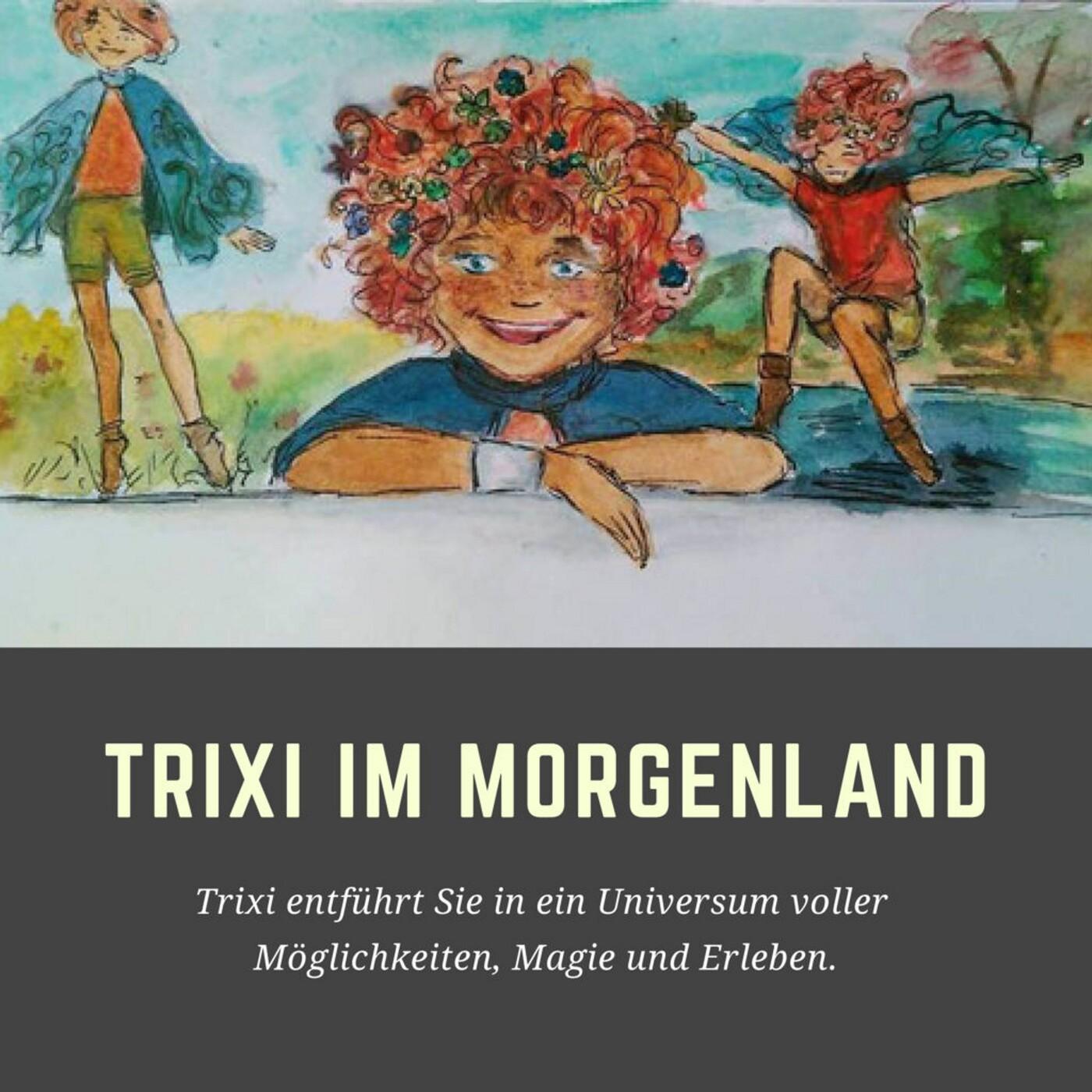 Trixi Im Morgenland Folge 5 Das Turiseder Artefakt En Trixi