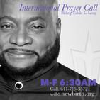Bishop Eddie L. Long International Prayer Call - Wednesday 2/20/19