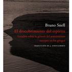 El Descubrimiento del Espíritu por Bruno Snell