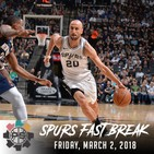 Spurs Fast Break: Audio Q&A with Jonathan Mathis of SoCal Chronicle