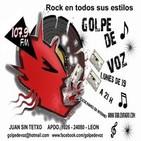 LUNES 15 DE JUNIO Programa GOLPE DE VOZ 2015