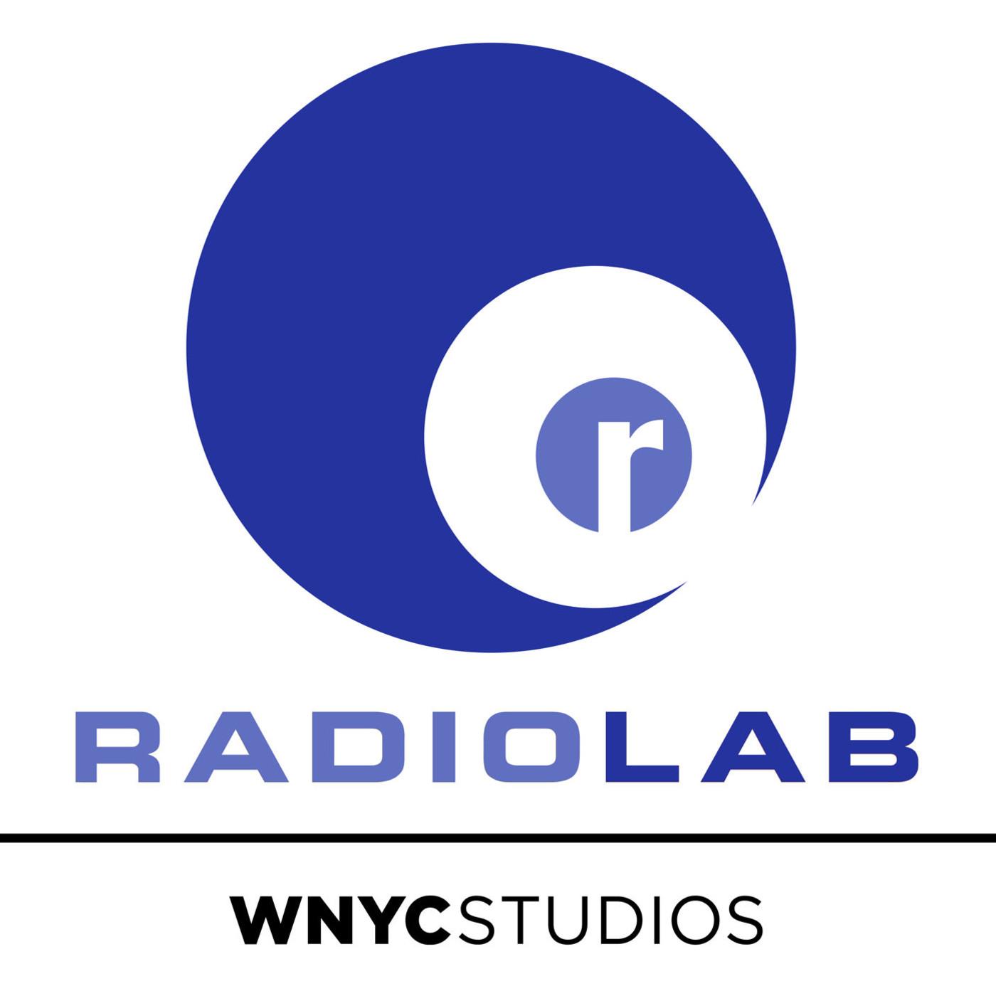 Radiolab from WNYC