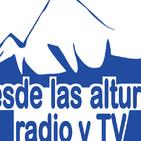 Desde las Alturas RTV – PRG 122 – Santa en Sierra