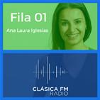 """Fila 01: La sinfonía nº 104 """"Londres"""" de Haydn"""