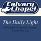 The Daily Light 01-20 PM Devotion