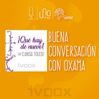 13 mayo Oxama/Convesatorio Archivo Sonoro de Oaxaca