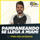 """""""Pampaneando Se Llega a Miami"""": Chino y Nacho de Venezuela al Mundo."""