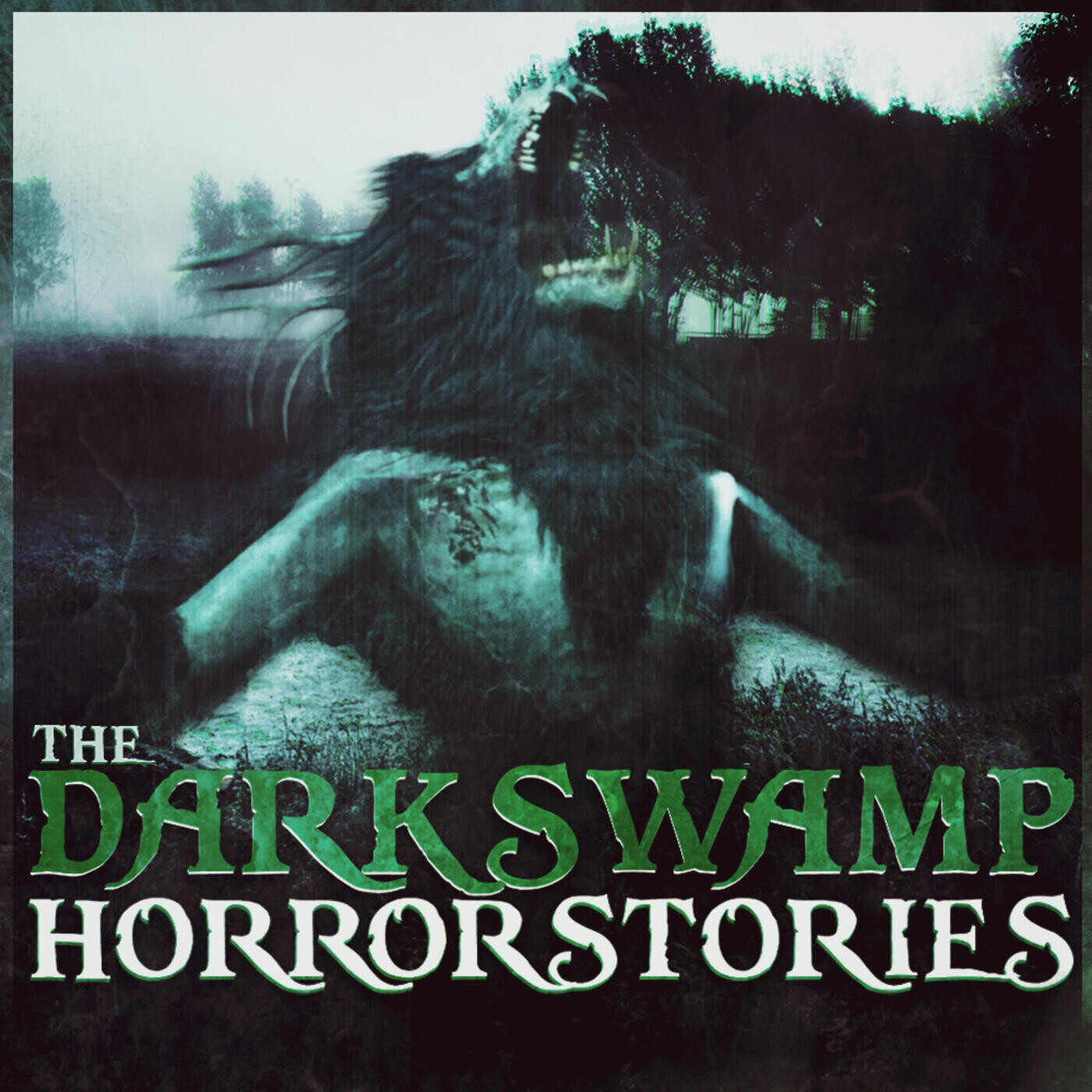 285: The Dark Swamp: Horror Stories (Episode 285) A Serial Killer Attacked Us In The Woods