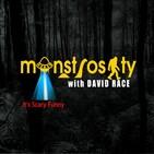 Monstrosity with David Race Ep W1 - Steve Hackett (from Genesis), and Paranormal Expert Linda Godfrey