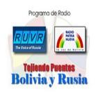 Podcast Tejiendo Puentes Bolivia - Rusia
