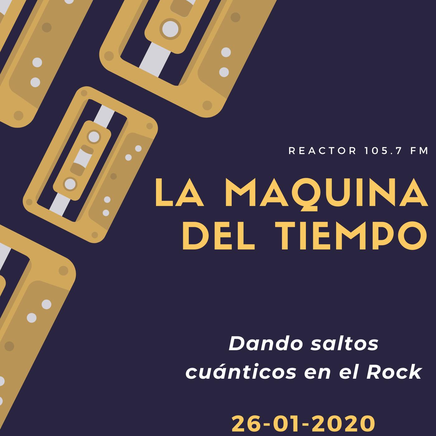 LA MAQUINA DEL TIEMPO 2020