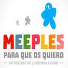 Meeples para qué os quiero