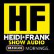 Frosty Heidi and Frank - 08/21/19