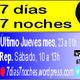 '7 Días 7 Noches' / Magazine nacional - 20/08/2014 Las gafas de la felicidad